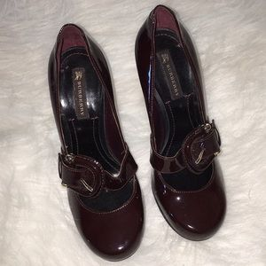 Burberry Prorsum patent leather shoes - 36.5